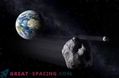 Trideset metrov asteroid bo letel zraven Zemlje naslednji mesec