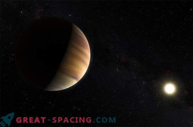 Exoplanet se je prvič odkril zaradi odbojne svetlobe.
