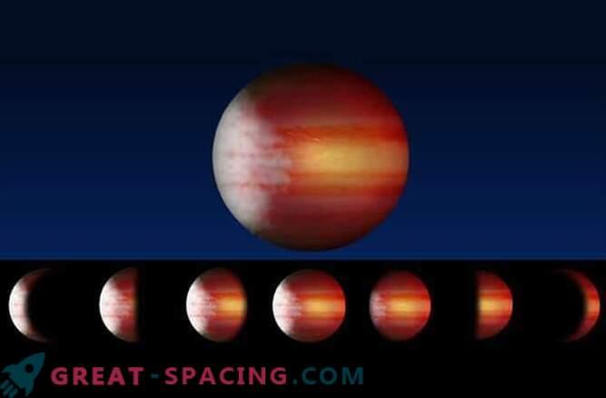 Napoved eksoplanetarstva: Jutri Oblačno. Možna groba vročina