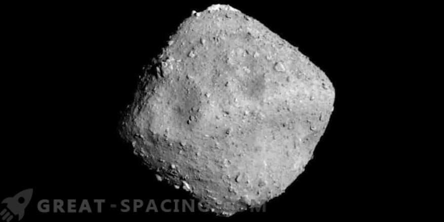 Vesoljsko plovilo se pripravlja na streljanje asteroida