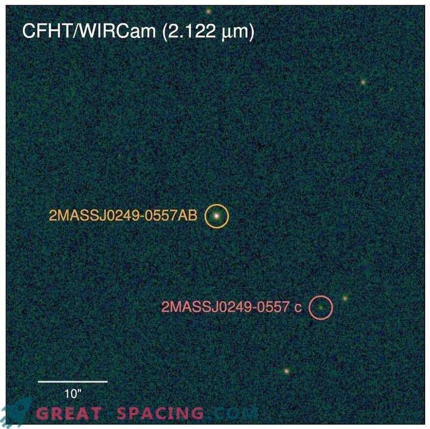 Dvojčica slavnega eksoplaneta je bila najdena