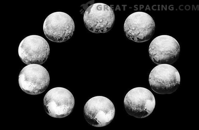 Misija New Horizons je pokazala cel dan Plutona in Charon