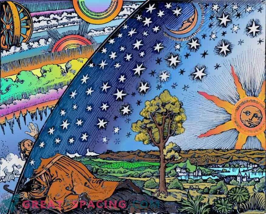 Kaj bi lahko bila zunajzemeljska bitja sončnega sistema. Mnenje antičnih znanstvenikov
