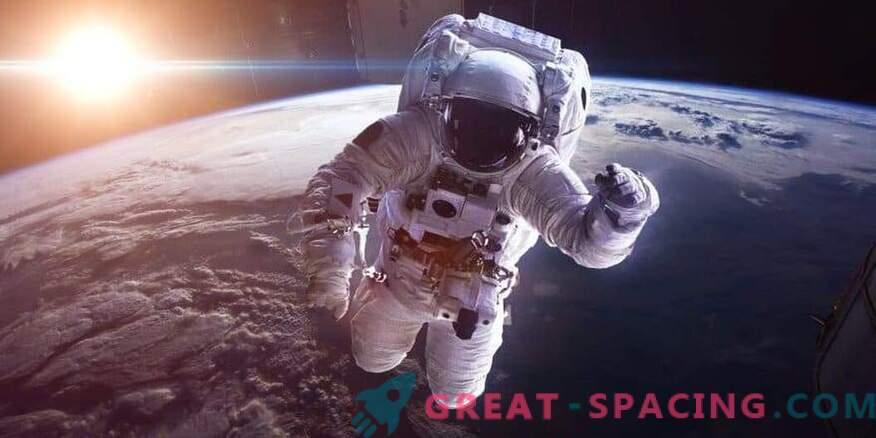 Kaj storiti z neustreznim astronavtom v vesolju. NASA ima odgovor