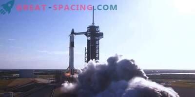 Začetek preskusa kapsule posadke SpaceX je predviden za februar.