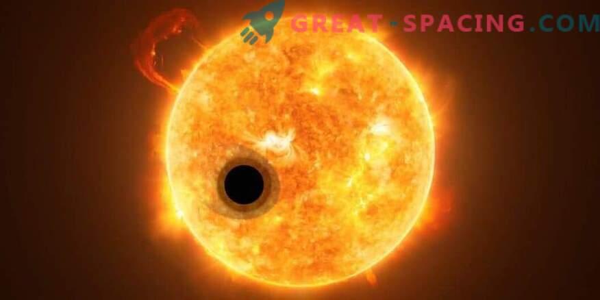 Helij je bil prvič najden na eksoplanetu
