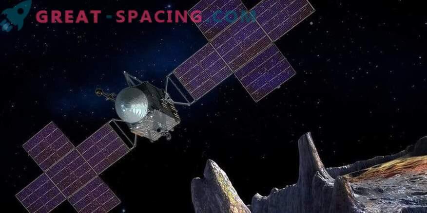 NASA namerava priti v kovinsko Psyche.