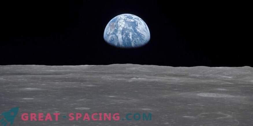Stara luna je imela vzdušje
