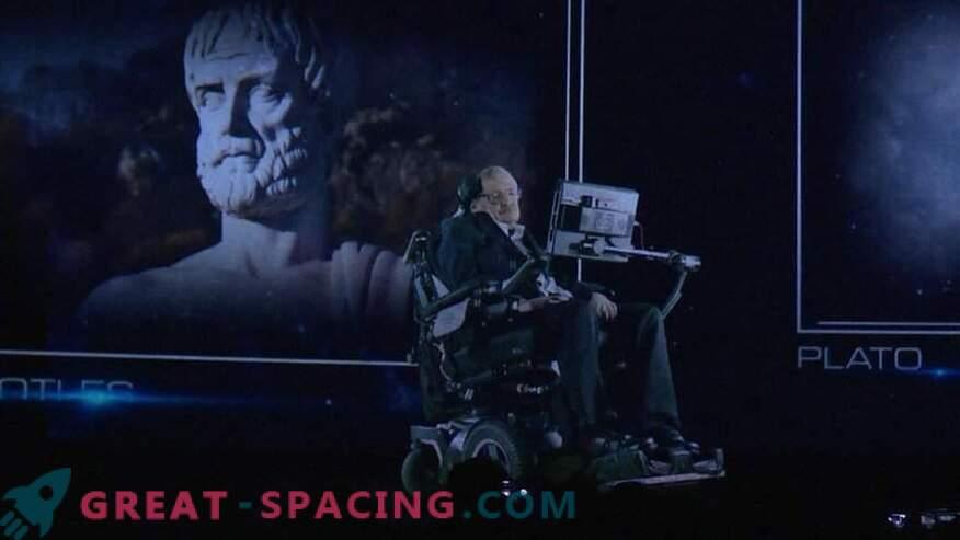 Stephen Hawking je imel prav? Dokazi o obstoju prejšnjega vesolja