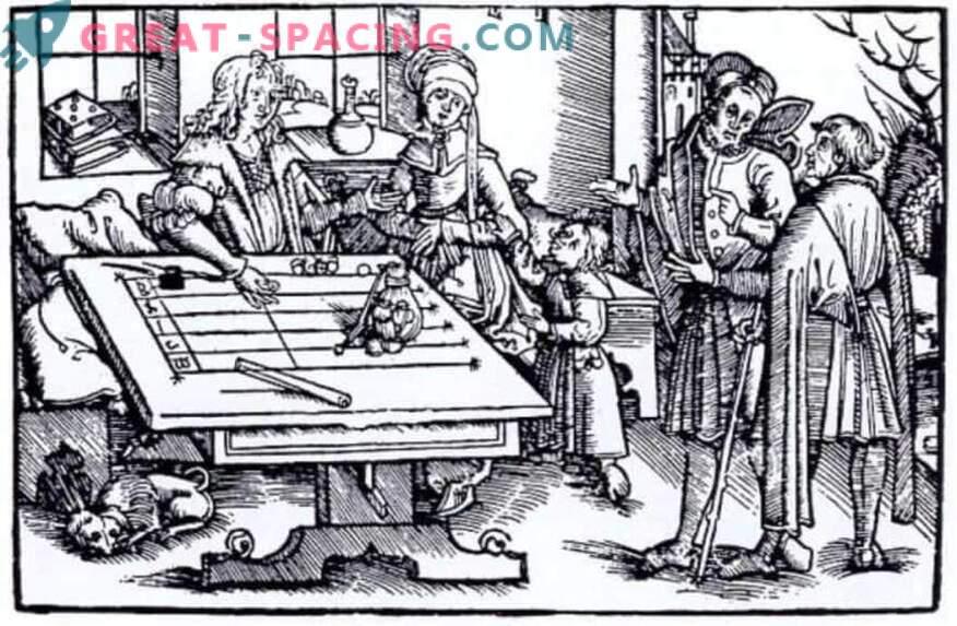 Risba francoskega kovanca iz 17. stoletja je podobna tuji ladji. Mnenje ufologov