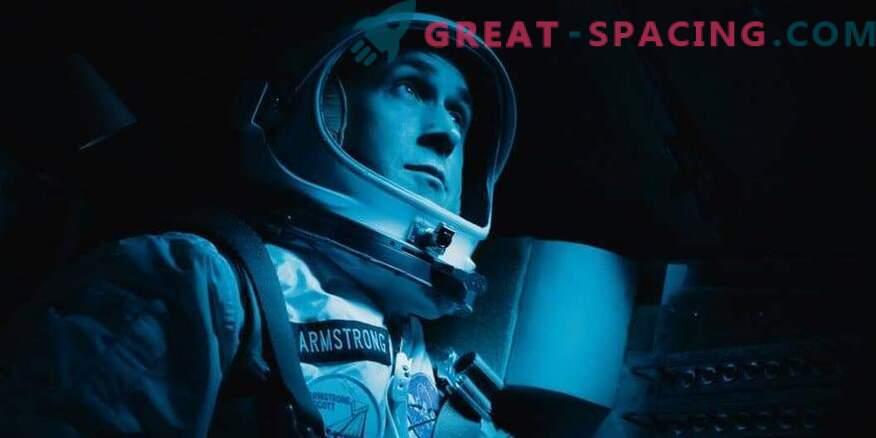 Letev let Neila Armstronga je bil v filmu ovekovečen