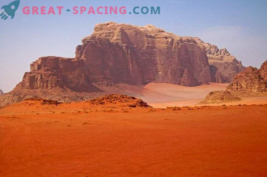 Ali bo NASA lahko ponaredila človeški let na Mars
