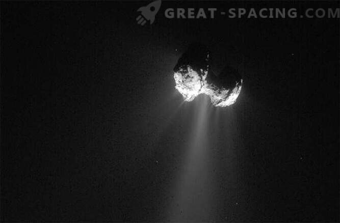Comet Churyumov-Gerasimenko - rezultat kompleksnih geoloških procesov
