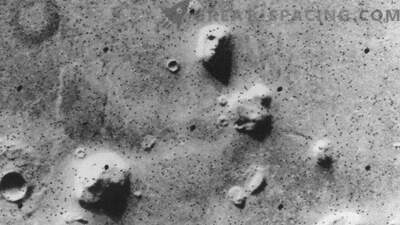 10 imelikku objekti Marsil! 1. osa